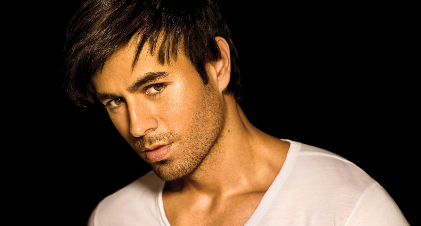 EVI can serve as the booking agent for Enrique Iglesias