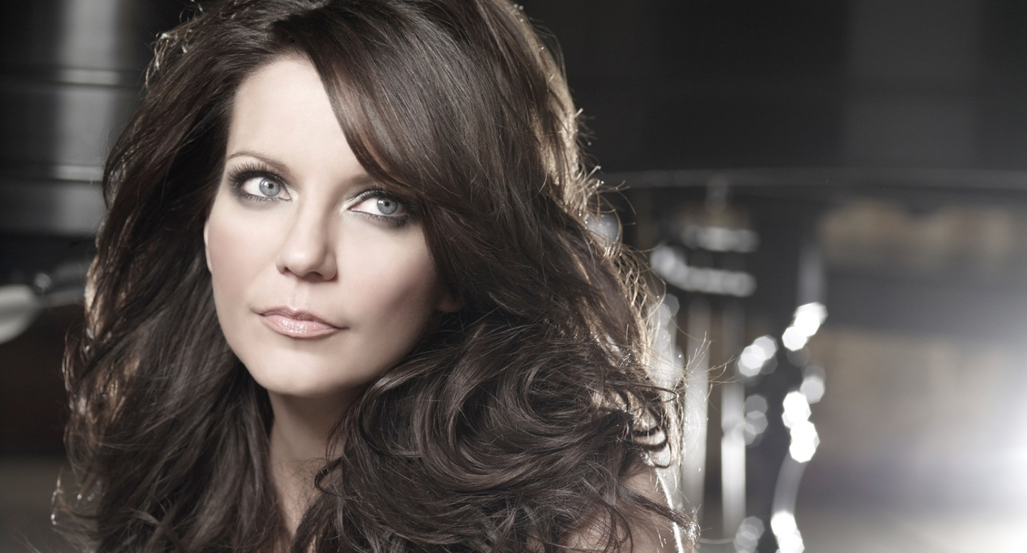 EVI can serve as the booking agent for Martina McBride