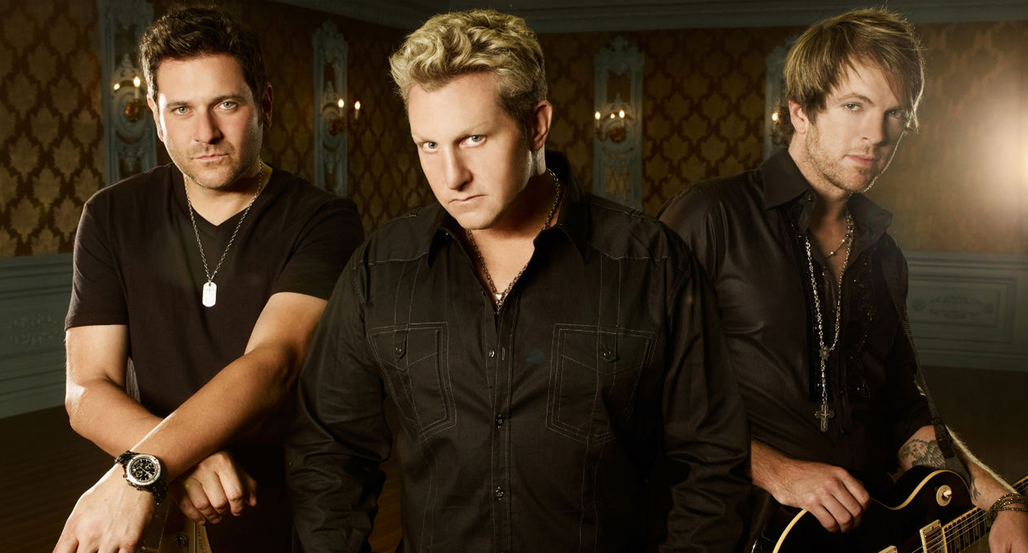 Rascal Flatts can be booked for corporate or private events