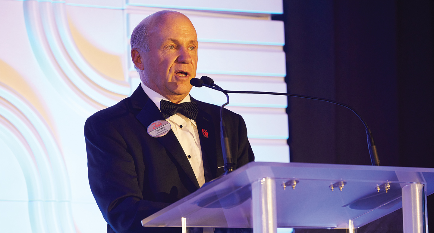 Chic-fil-A Chairman and CEO Dan Cathy