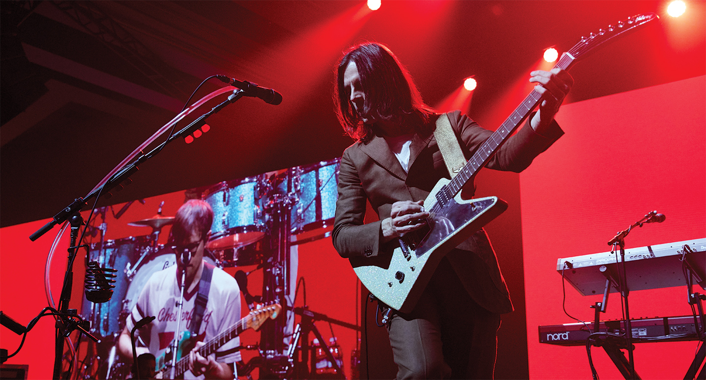 Weezer performs at MPOWER Cybersecurity Summit 2018