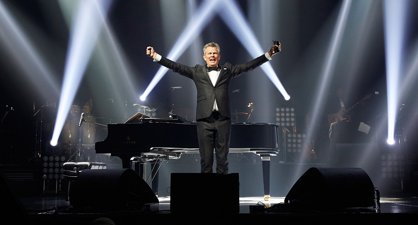 Welcome to the 2015 David Foster Foundation Miracle Gala and Concert
