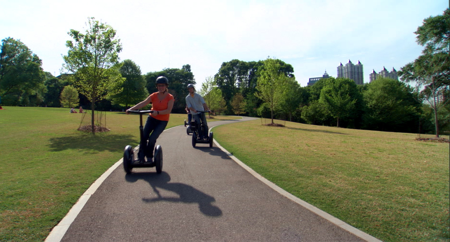Redefining the Segway corporate image