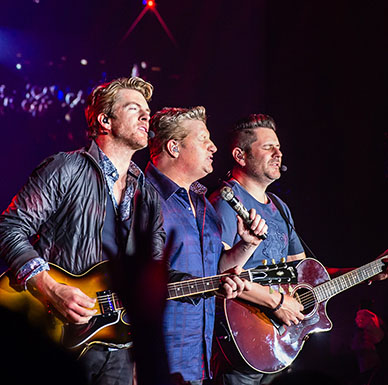 JCPenny present Rascal Flatts American Living Tour
