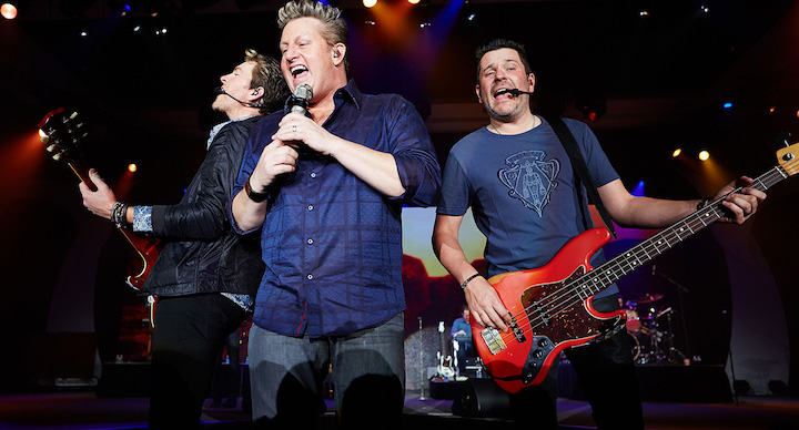 Rascal Flatts Unstoppable Tour presented by JCPenney