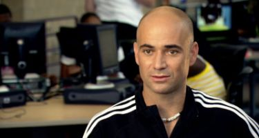 JCPenney Jam Artist Interstitial: Andre Agassi