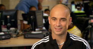 JCPenney JAM Athlete Interview: Andre Agassi