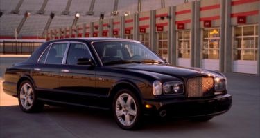 """Arnage T: The Ultimate Driver's Bentley"" Panavision Super 35mm Feature Film"