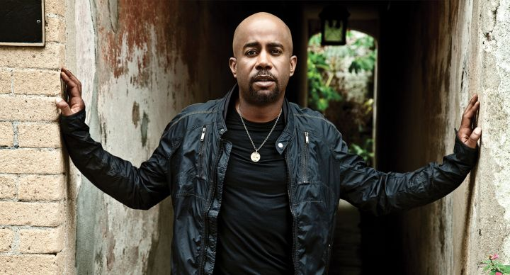 Darius Rucker can be booked for corporate or private events