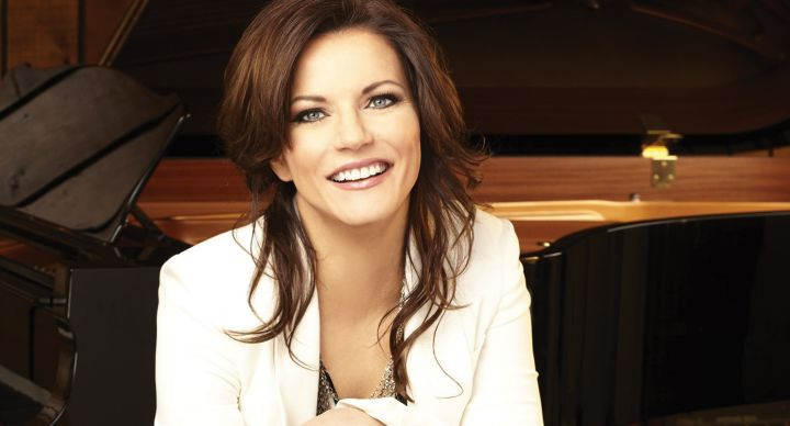 Martina McBride can be booked for corporate or private events