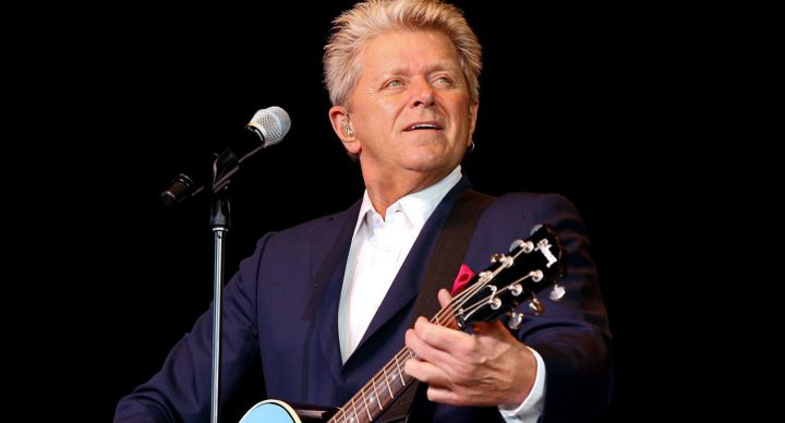 Peter Cetera can be booked for corporate or private events