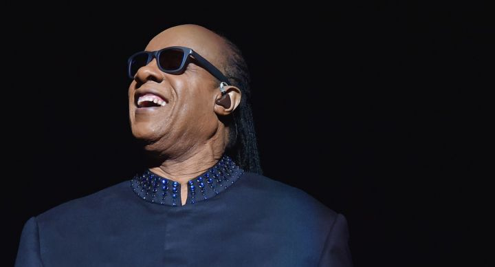 Stevie Wonder can be booked for corporate or private events