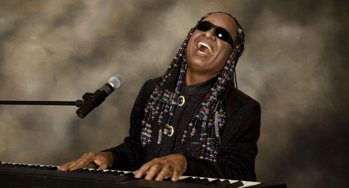 EVI can serve as the booking agent for Stevie Wonder
