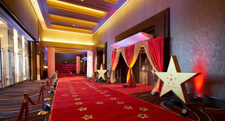 Academy Awards style recognition event