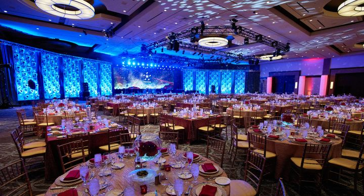 Recognition event production for Aramark