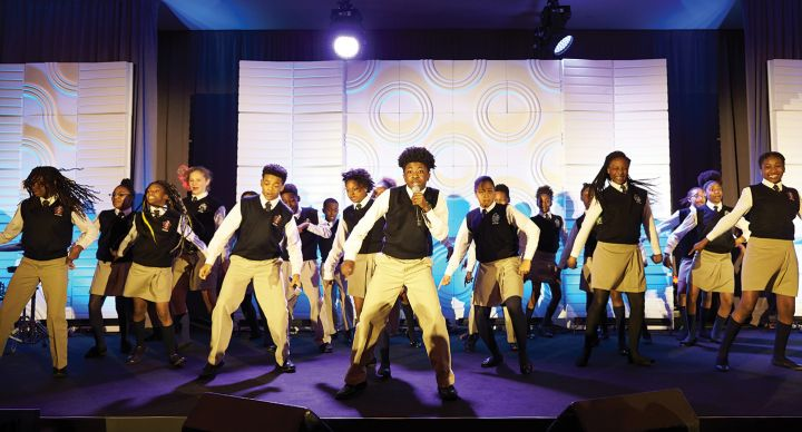 Performance by Atlanta's Ron Clarke Academy