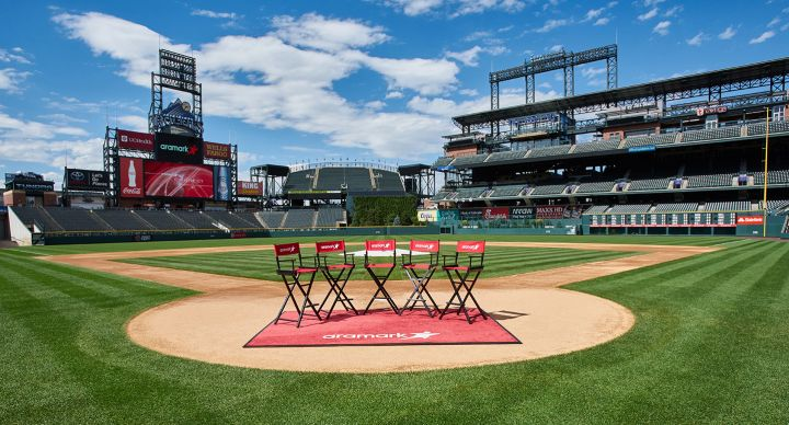 2016 Aramark Connect at Coors Field in Colorado