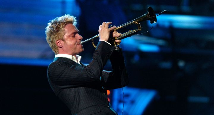 Chris Botti live event perfromance